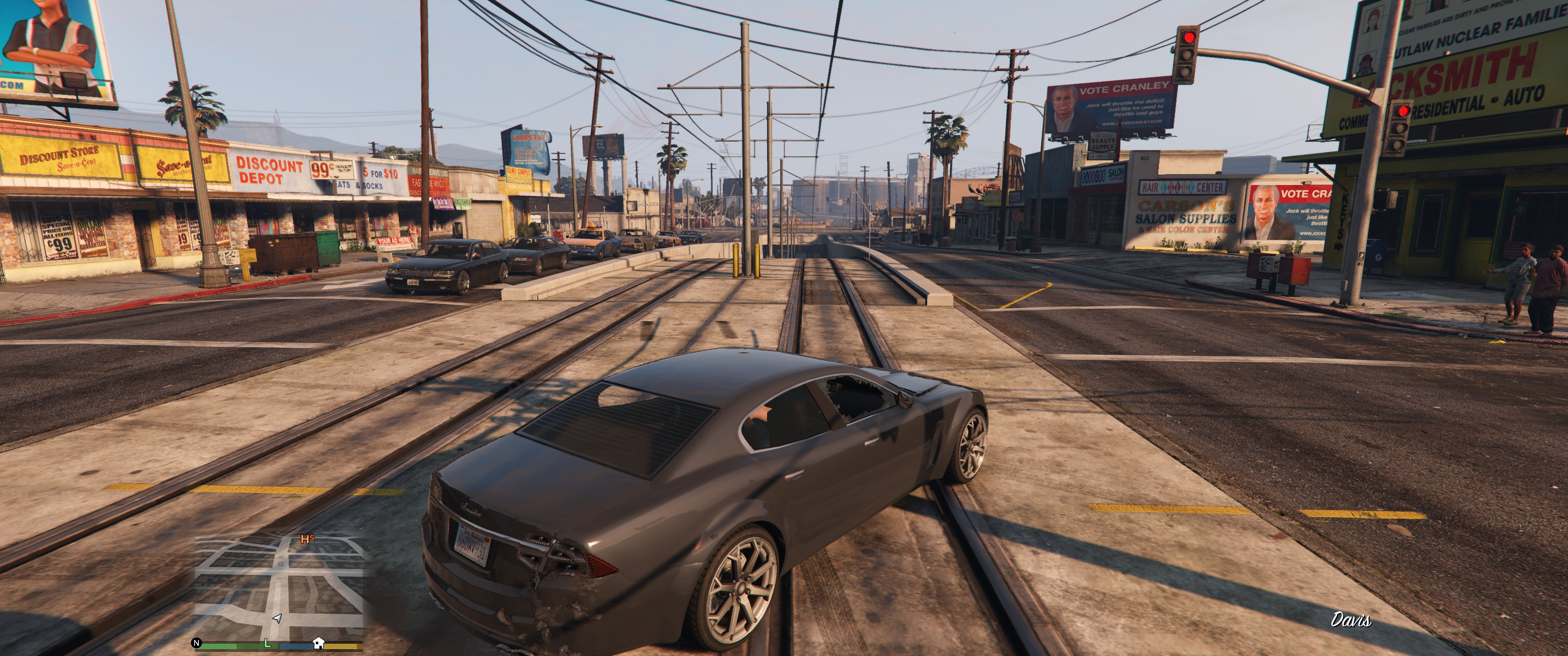 GTA 5 PC Settings Optimization - Overclock net - An