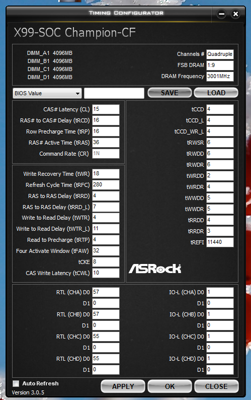 Haswell-E Overclock Leaderboard & Owners Club == - Page 775