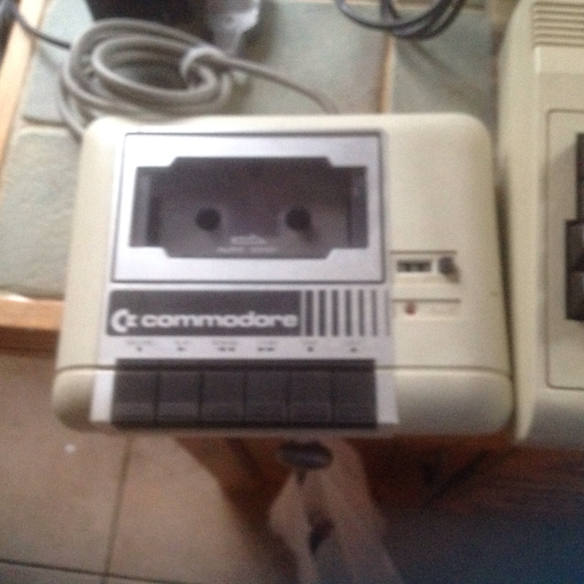 vic 20 tape deck