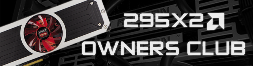 Official] AMD R9 295X2 Owners Club - Overclock net - An Overclocking