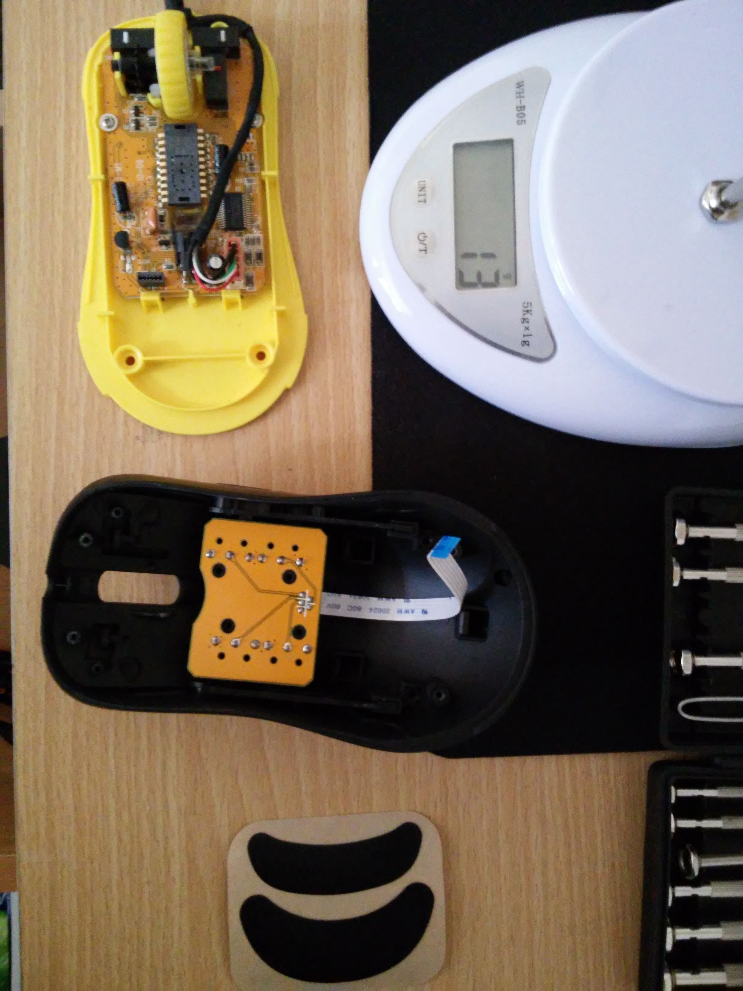 Zowie FK weight reduction to wmo/kinzu weight - Page 4 - Overclock