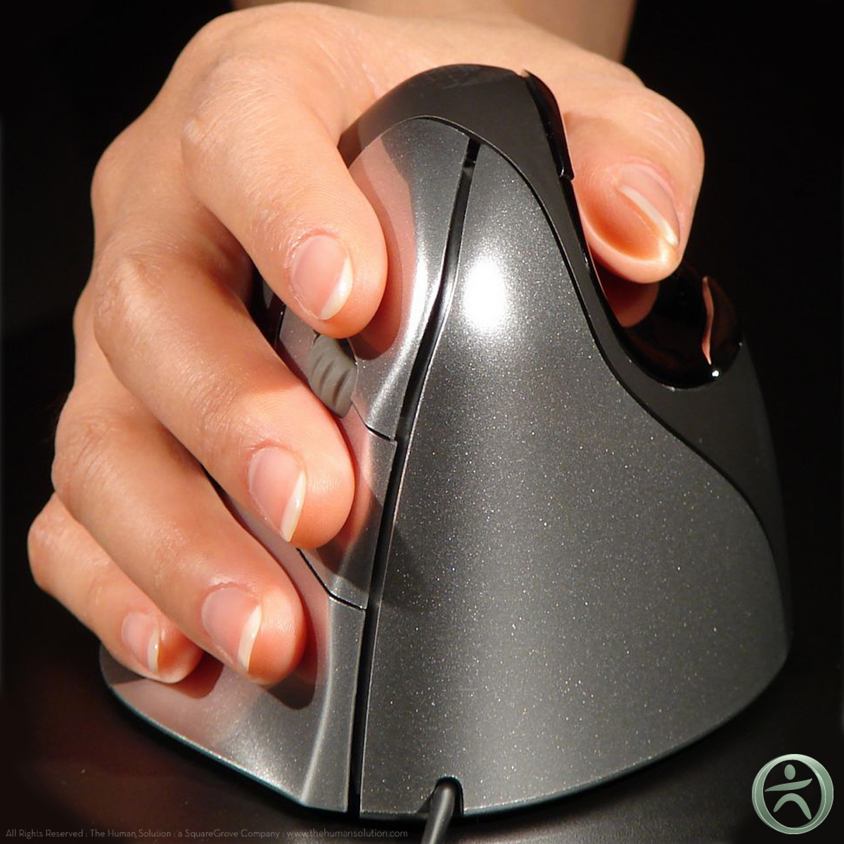 Which mouse grip is the most