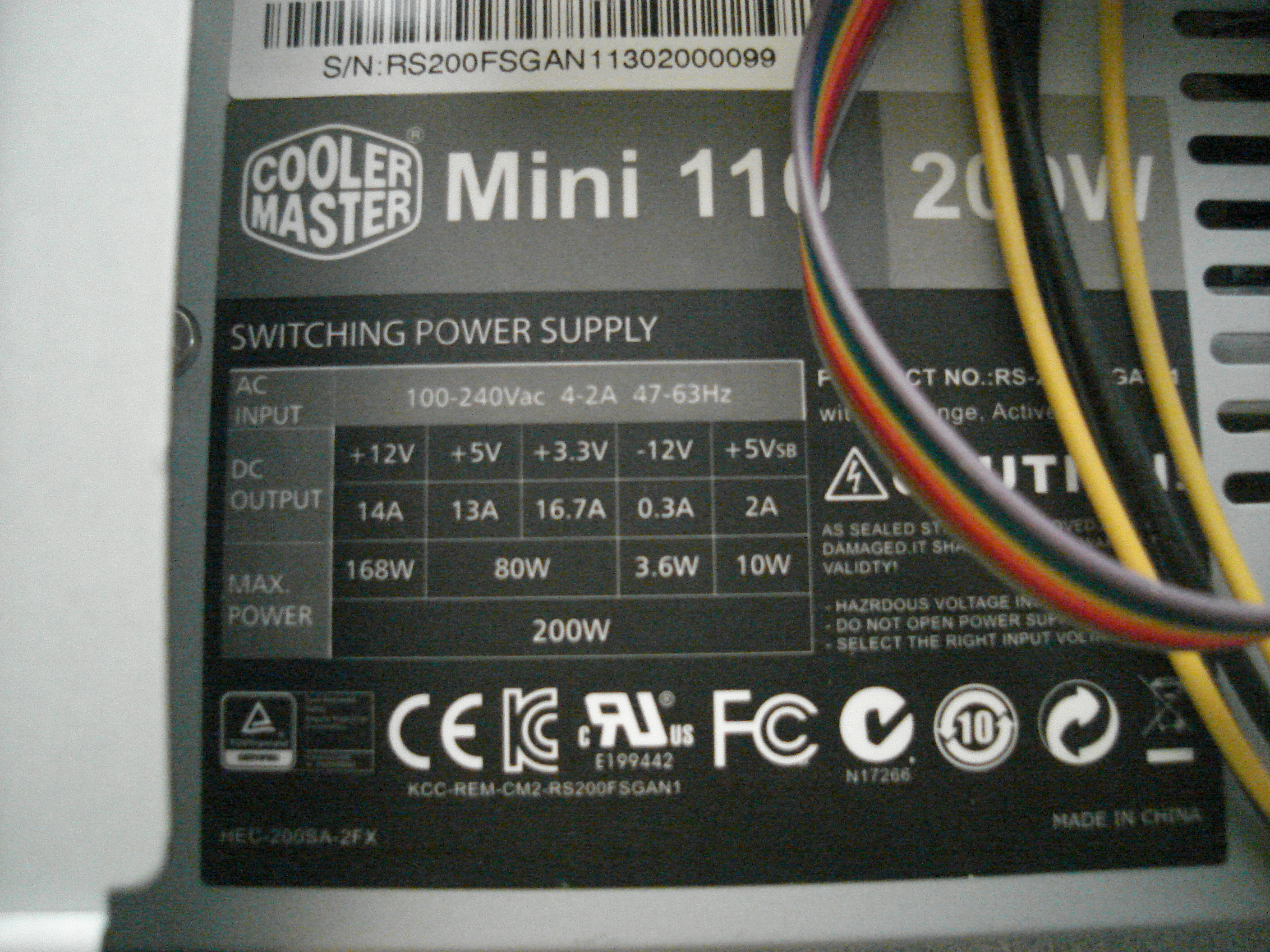 I don´t trust you at all...but hell, Its a pain in the neck to find a nice and cheap Flex PSU around here.