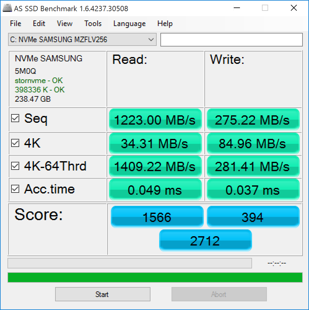 reddit] MS Surface Book SSDs use Samsung TLC (terrible write