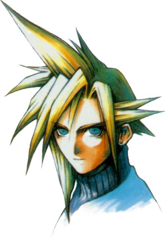 Even though I like Cloud Strife, I have never played Final Fantasy VII (Only played Crisis Core FFVII and watched FFVII Advent Children)