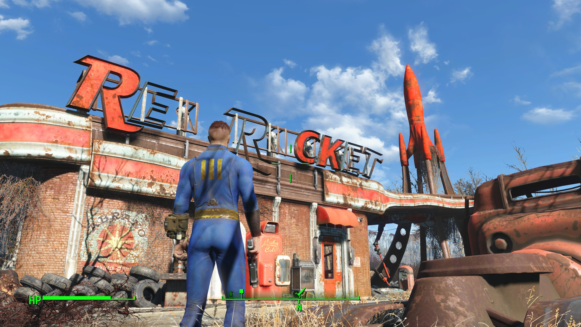 Official] Fallout 4 Information and Discussion Thread - Page