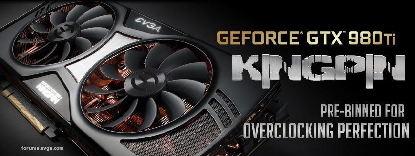 Official] EVGA Classified & K|NGP|N Owner's Club - Overclock