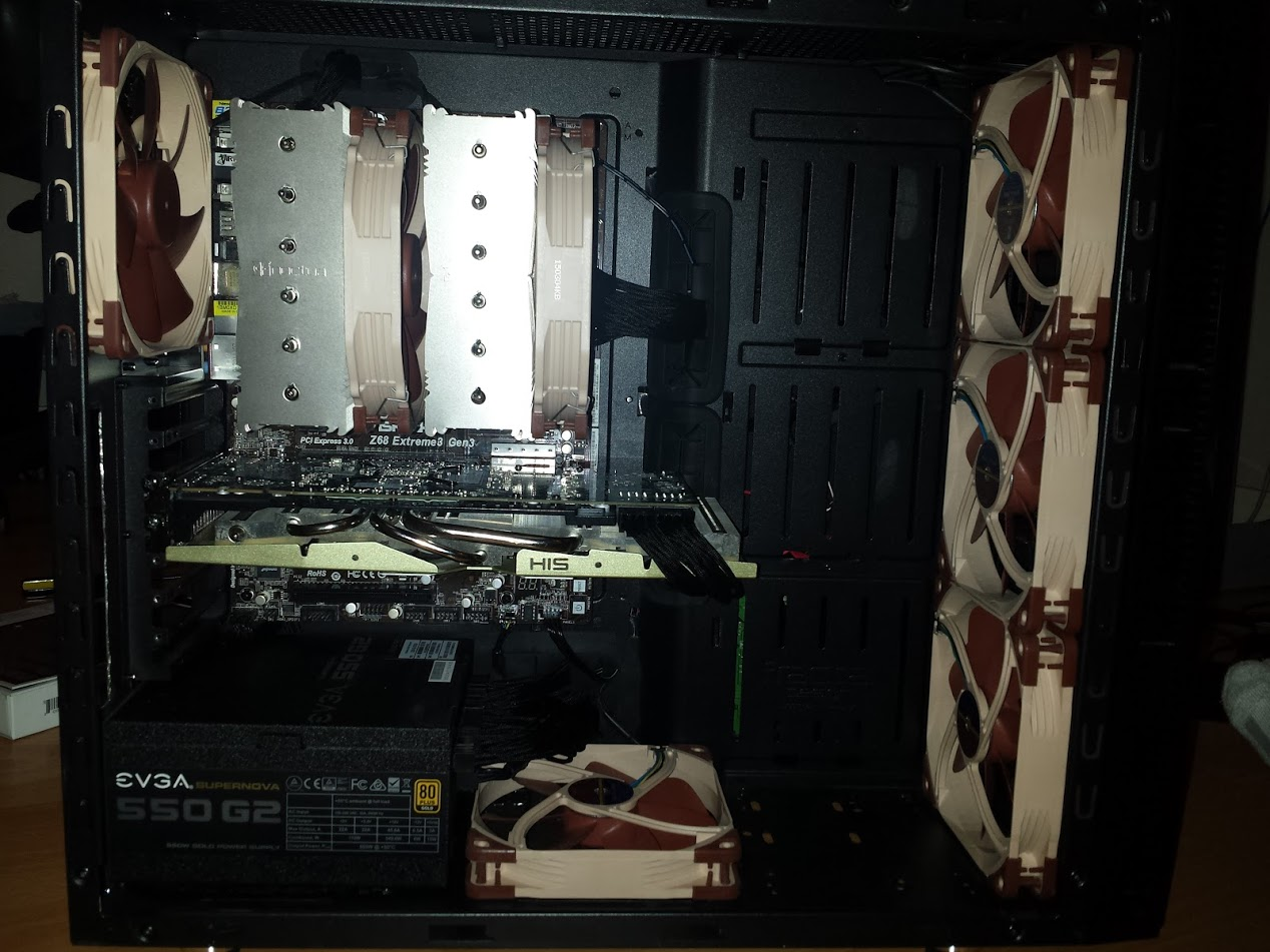 I M Totally New At Anything To Do With Water Cooling Ve Read That Its Best Place The Radiator A Higher Position Then Gpu And Also