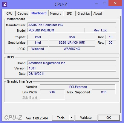 Can my motherboard (Asus P6X58D Premium, Rev 1.XX) use the Xeon X5650 cpu?