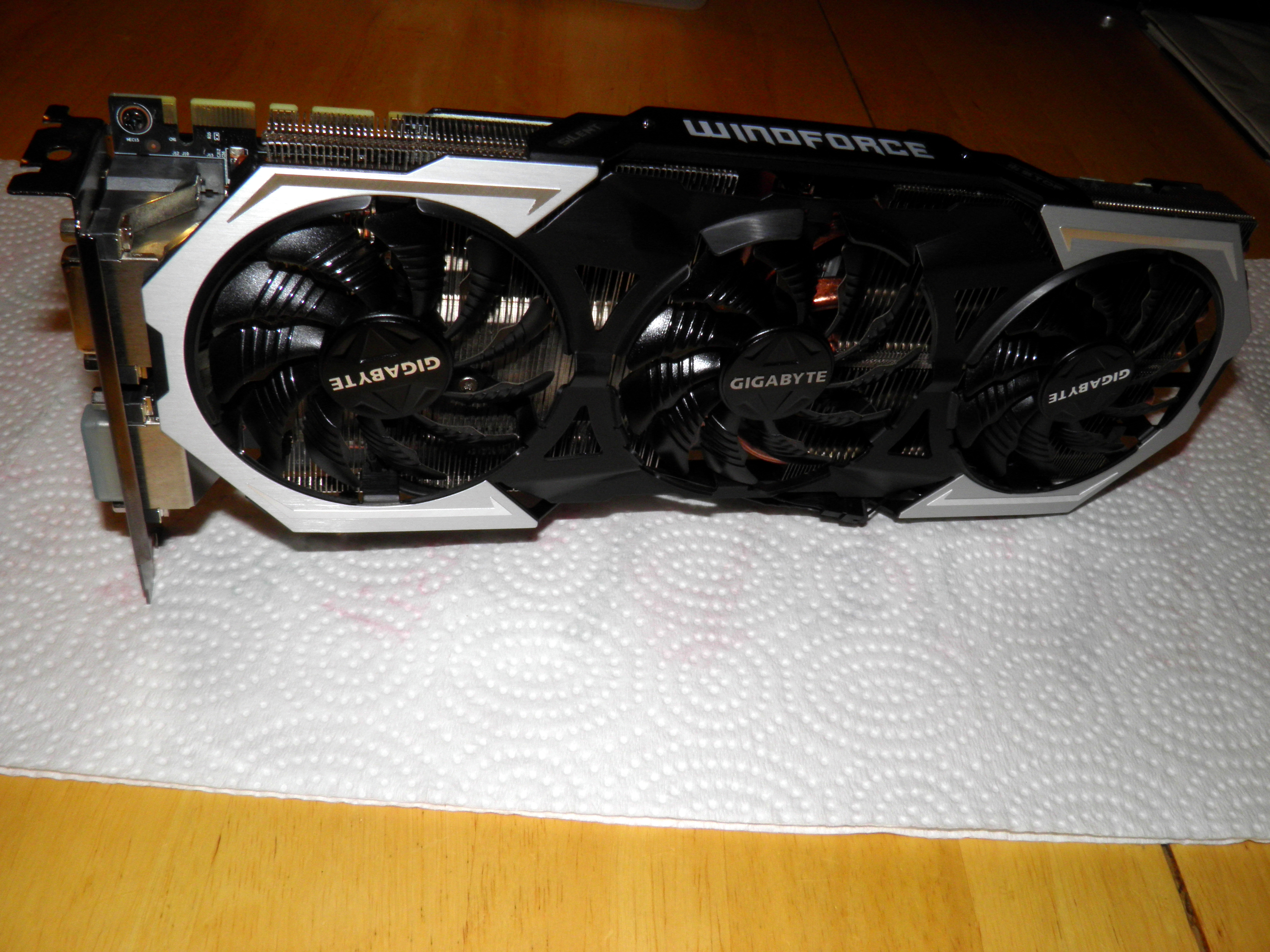 Installing EK full cover WB on Gigabyte GTX 980Ti G1 x 2