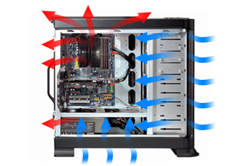 Does anyone manufacture cases w/top-mounted PSU's anymore?
