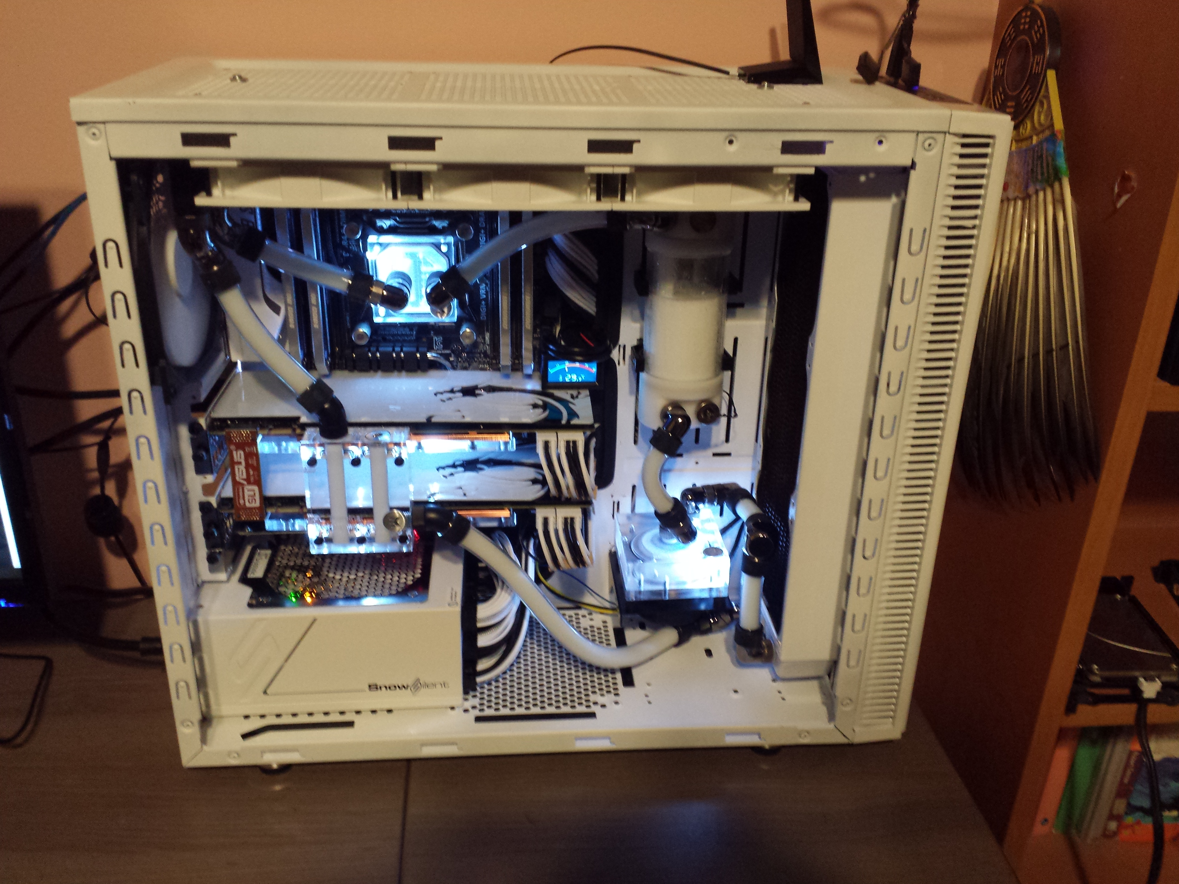 Little help about my first loop. Case, block, etc...