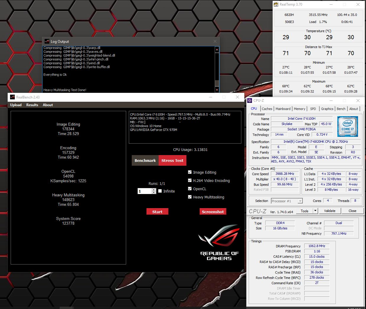 MSI GT72 Dominator Performance, Tuning, Overclocking, and Upgrades