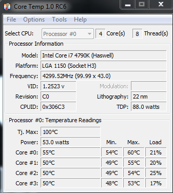 Are these temps ok?