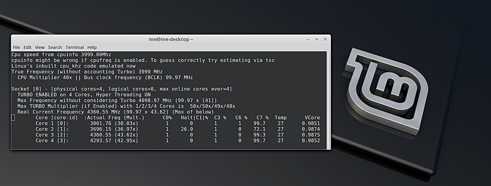 Linux Mint 18 Sarah]: a couple of questions - Page 3 - Overclock net