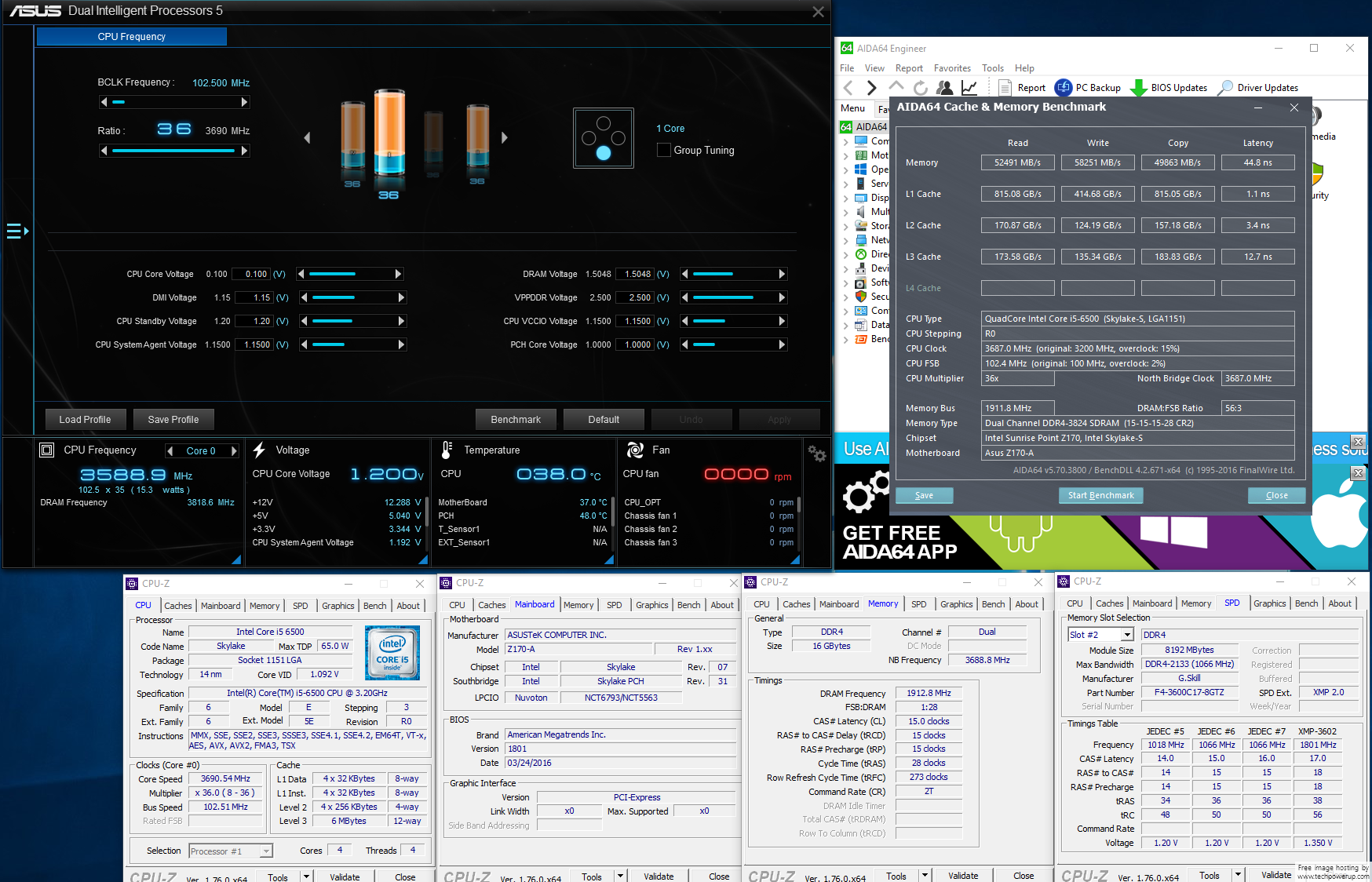 Limit by IMC or motherboard ? - Overclock net - An Overclocking