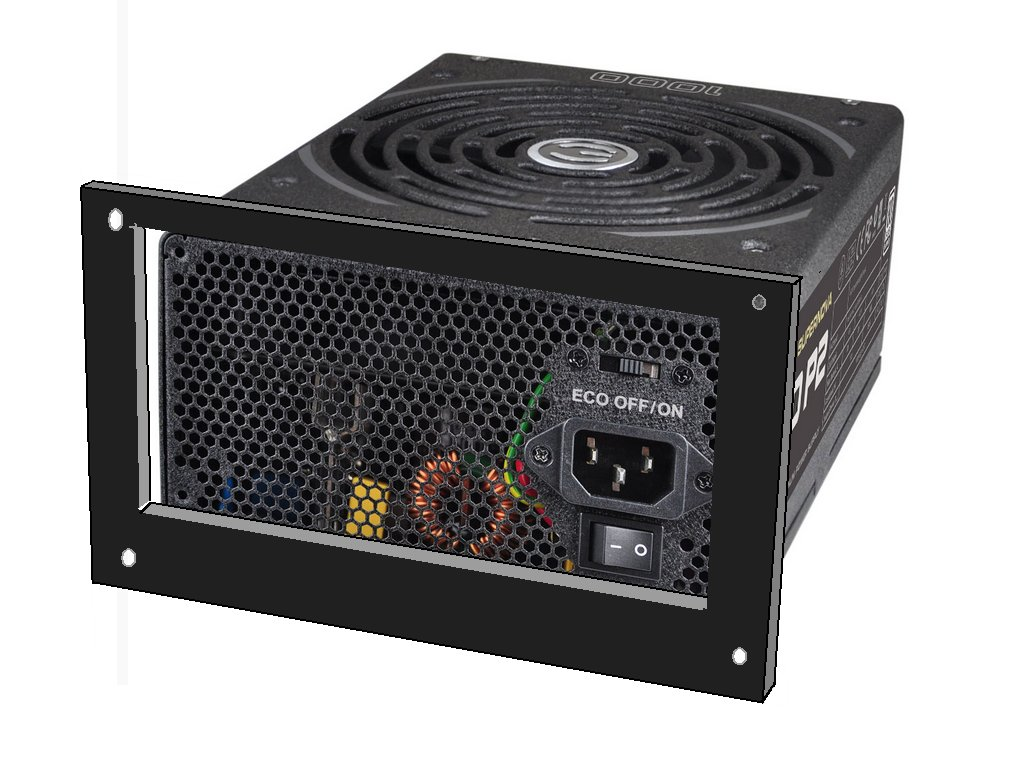 Power Supply position help