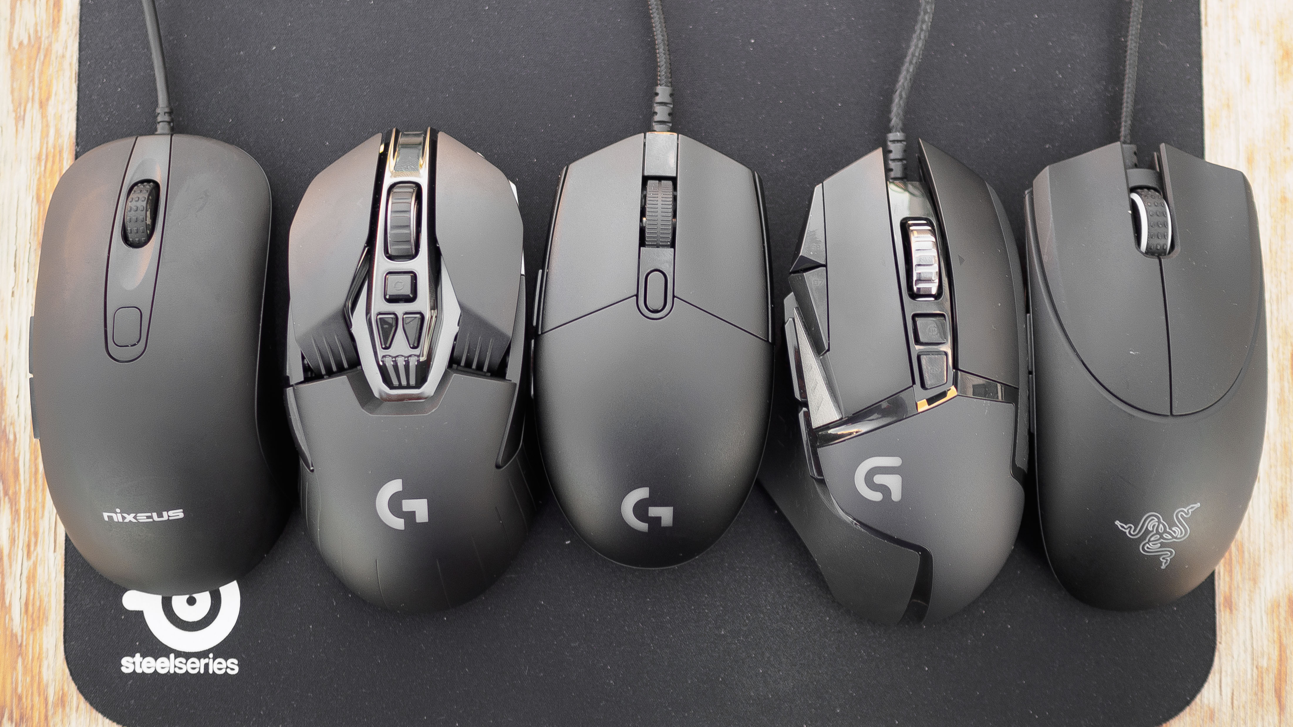 15e428f7120 But the G Pro is more comfortable than a mouse this small should be, and  more importantly the shape can accommodate all grip styles, and contributes  ...