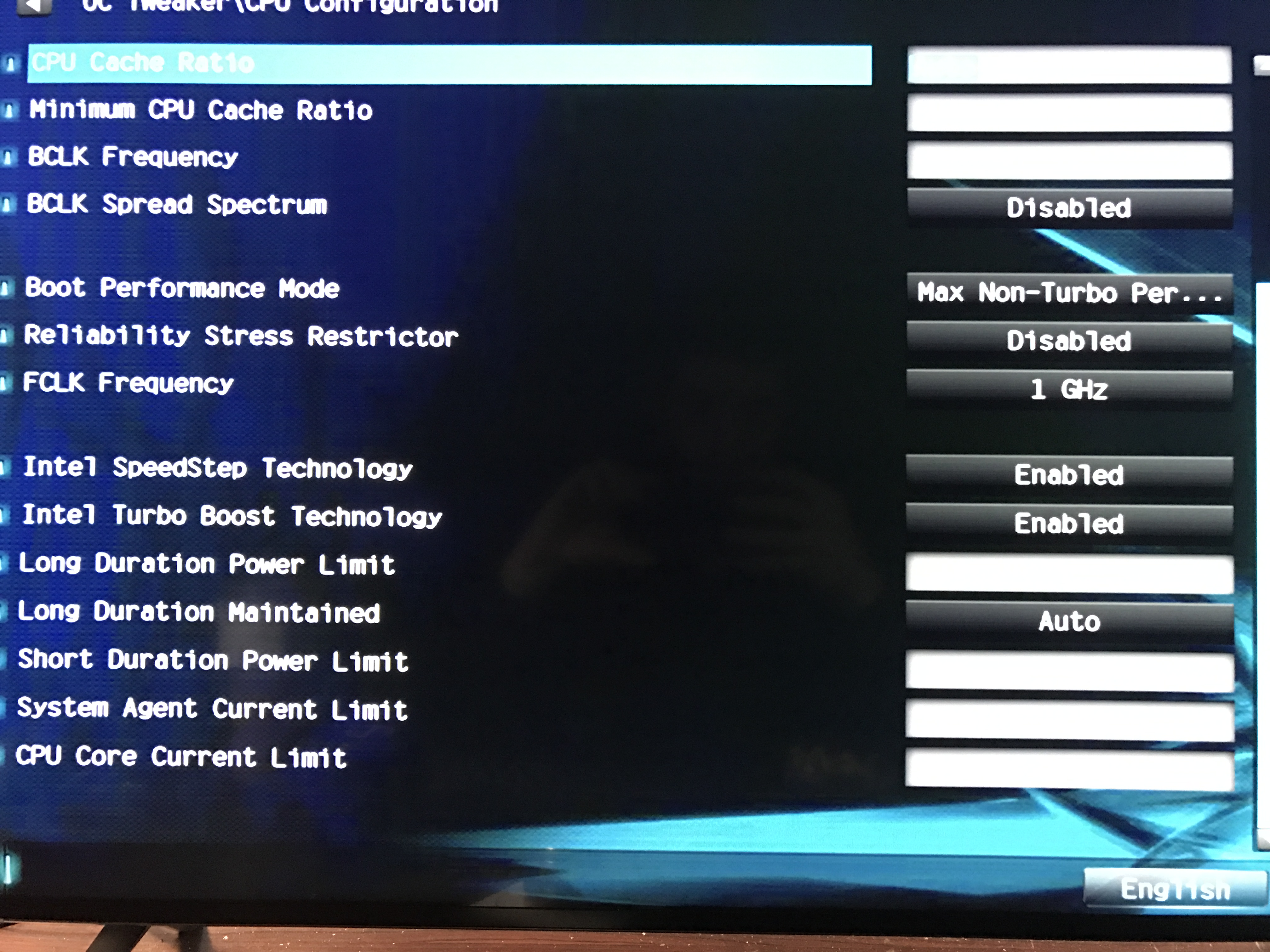 Overclock Settings for an i7 6700k with 3200MHz DDR4 RAM? (ASRock