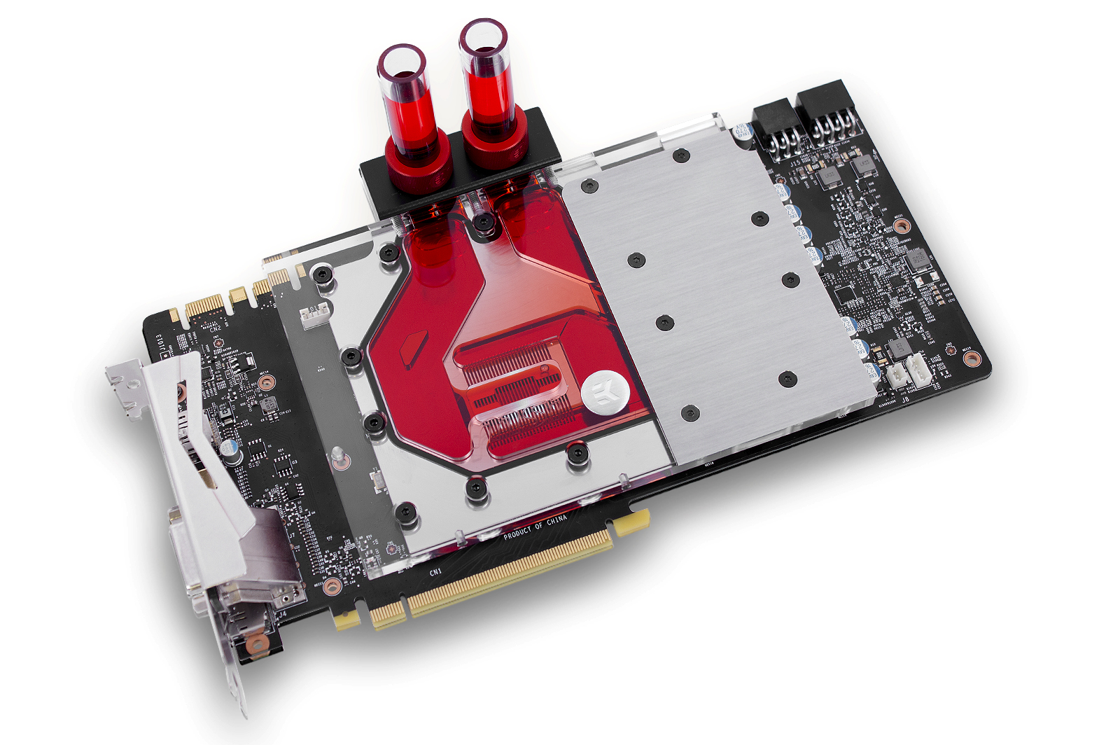 Ek Releases Msi Geforce Gtx 1080 Tf6 Full Cover Water Block 1070 Gaming X 8g Fc1080 Is A High Performance Intended To Replace The Original Twinfrozr Vi Cooler That Comes With Graphics Card