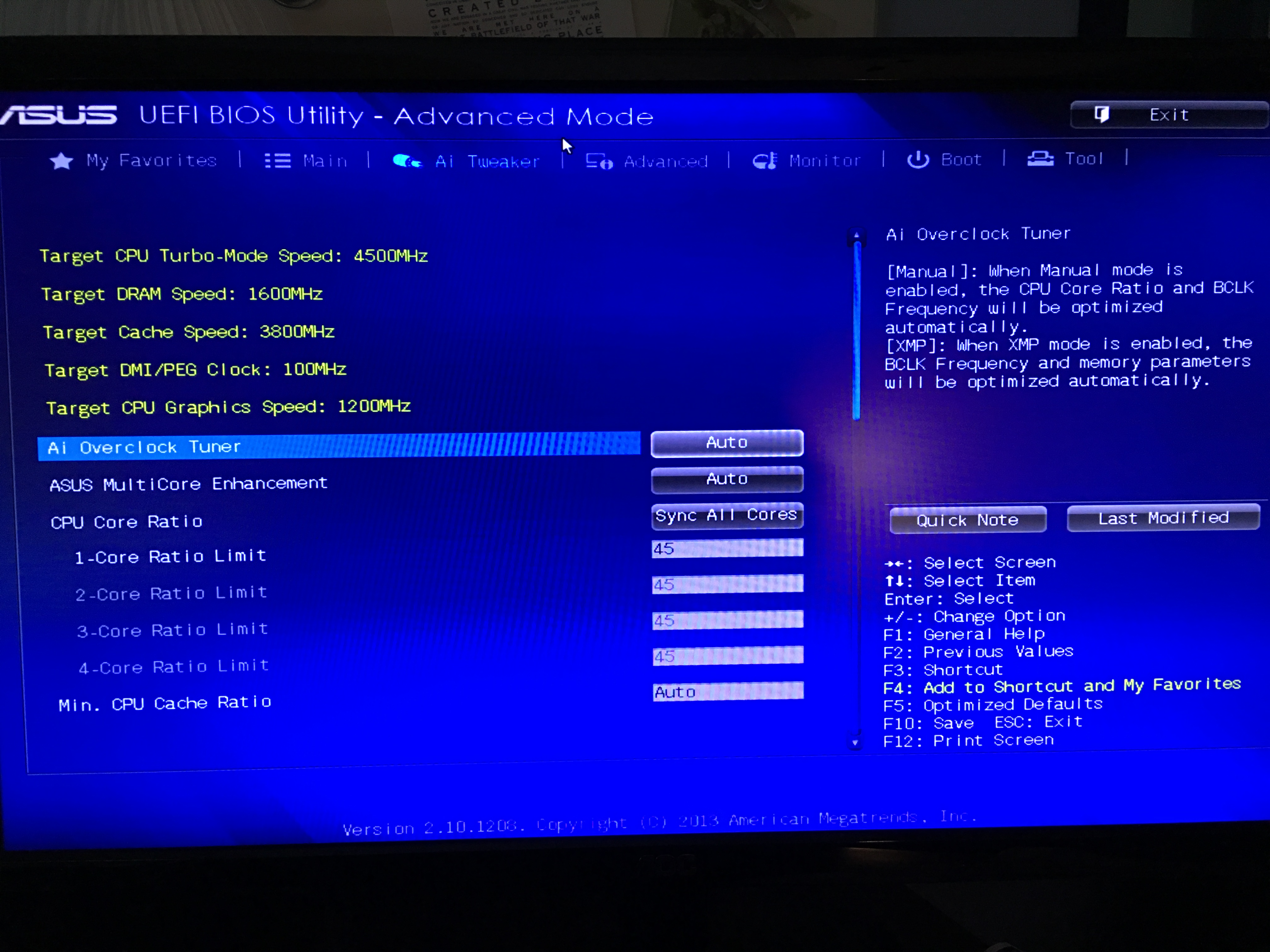 i5-4670k and ASUS Z87-PRO Overclock Help - Overclock net
