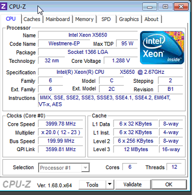 X5650 or X5670 for $15 More? - Overclock net - An