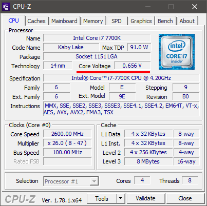 4790k to 7700k question