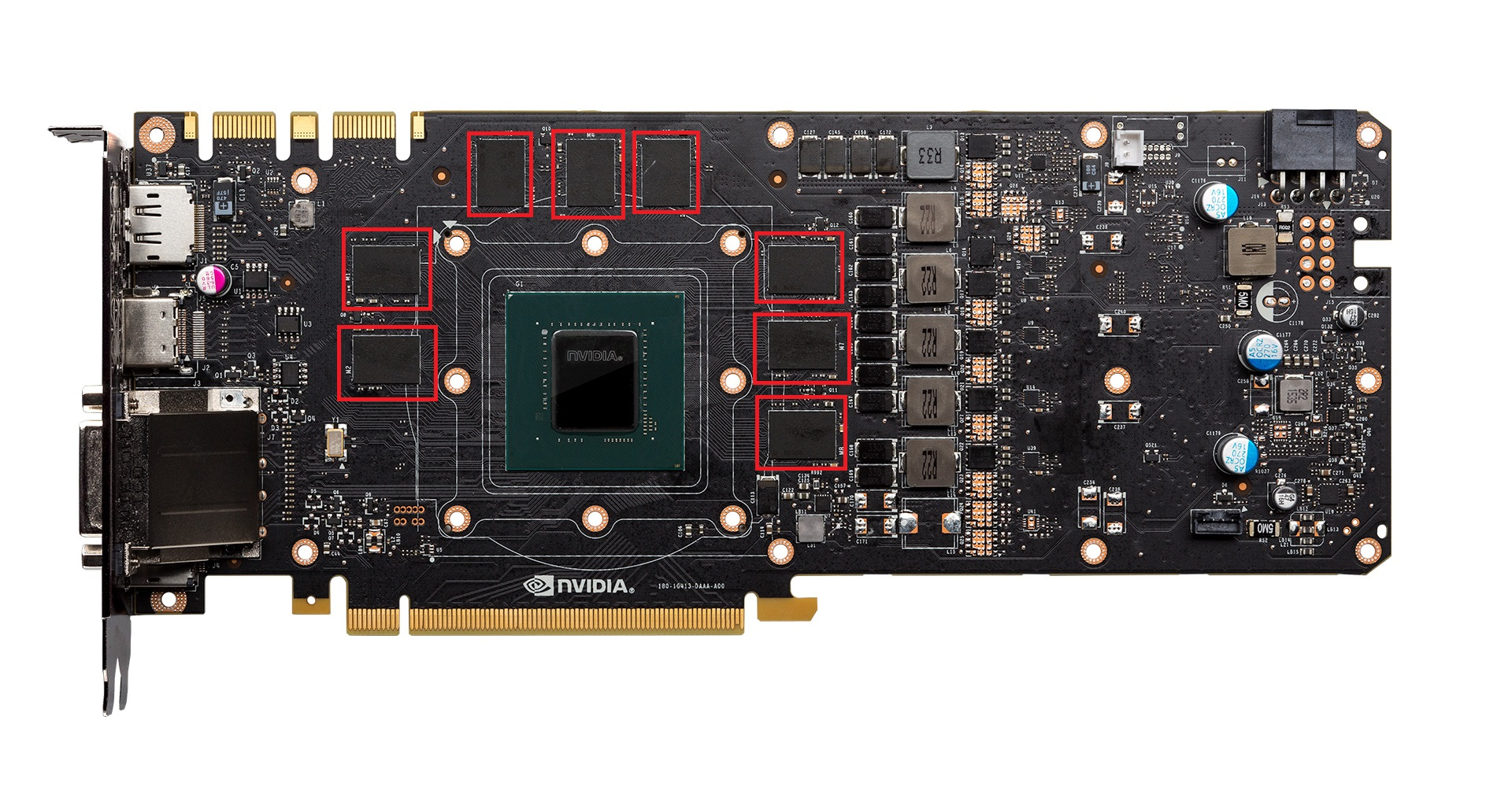 is it possible to make windows only see & use 6gb mem on gtx 1080 cards ?