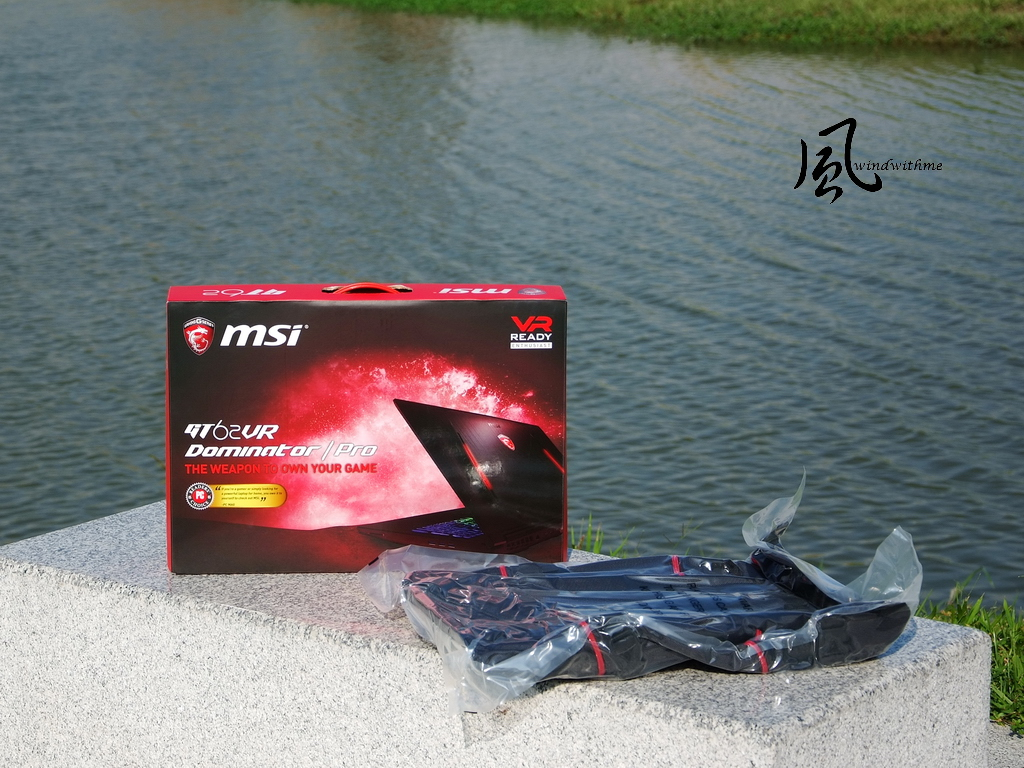 MSI GT62VR High-End gaming notebook with GTX 1060 overview