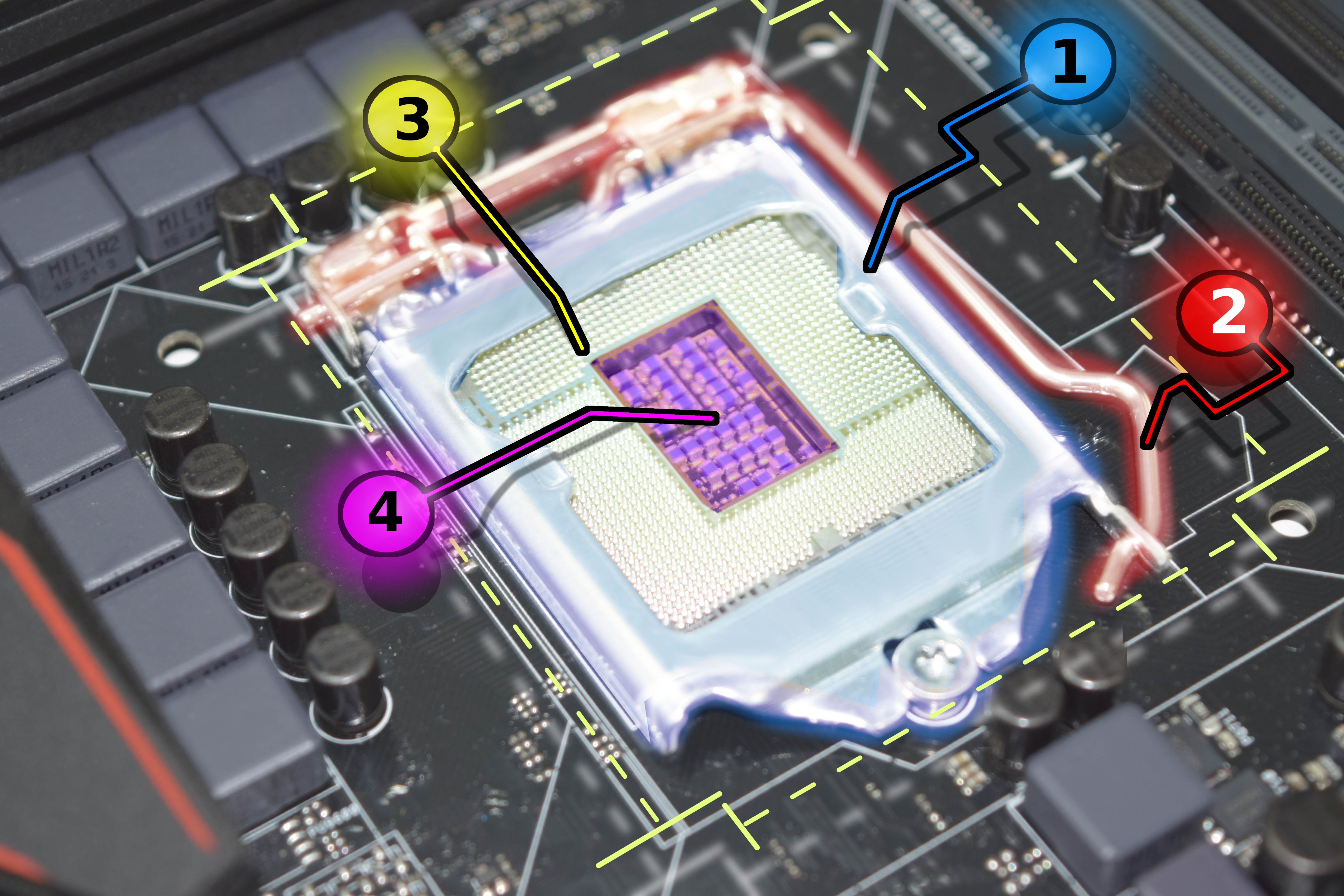 [GUIDE] Cleaning your CPU socket