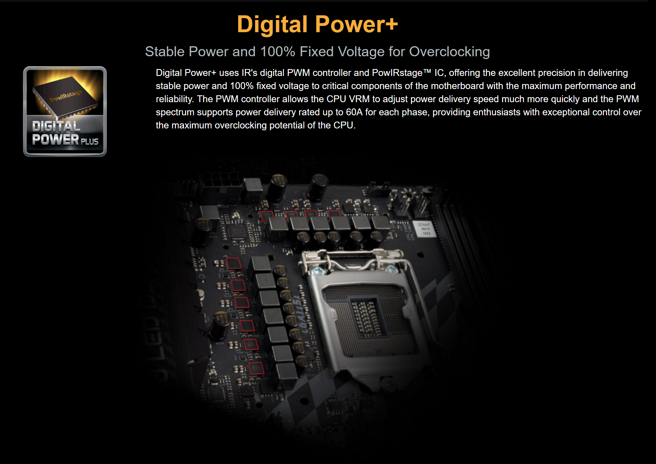 VRM on the new AM4 motherboards