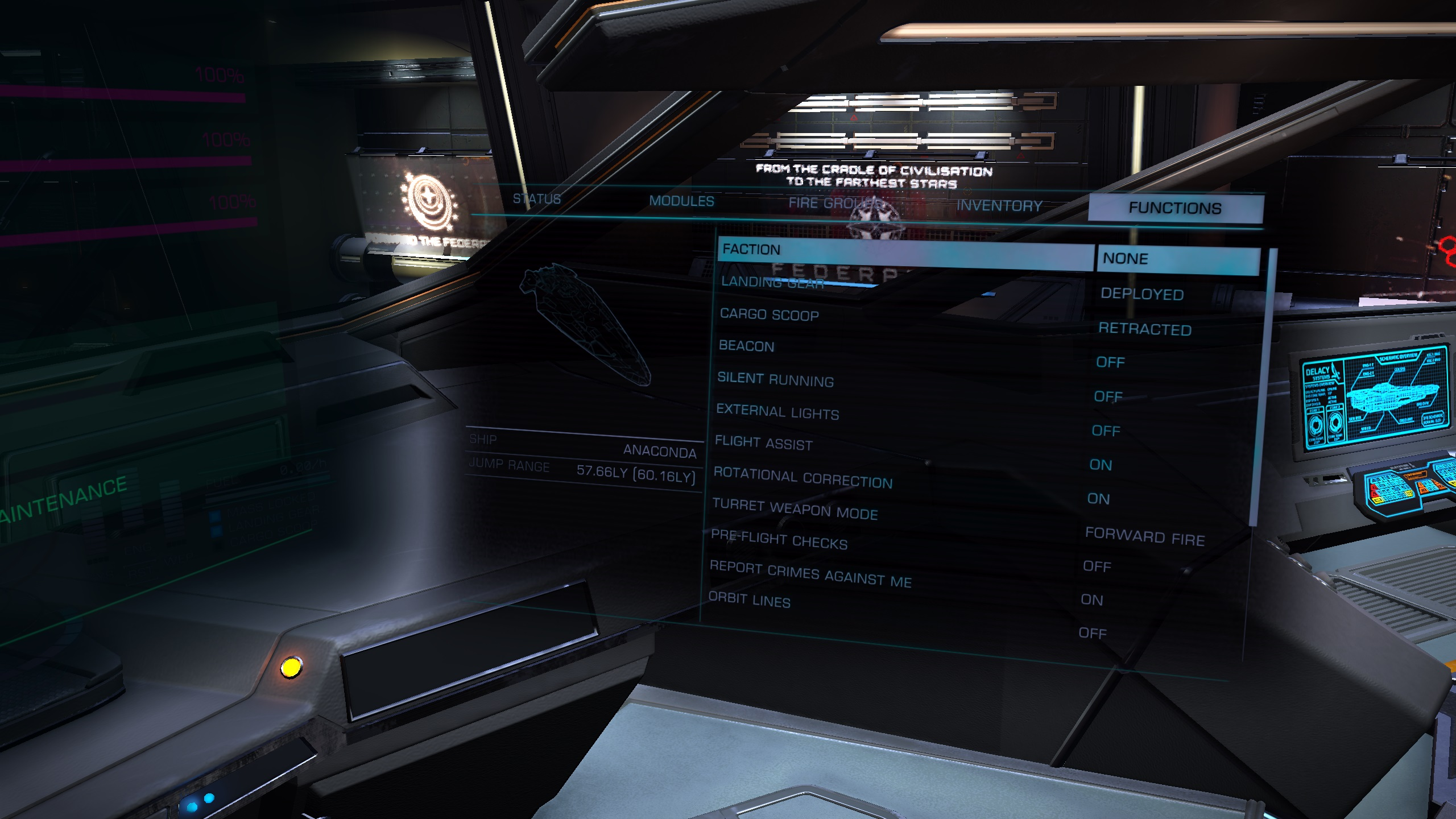 Official] Elite: Dangerous Information and Discussion Thread