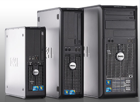 Can this old Dell Optiplex take a new PSU? It's standard ATX