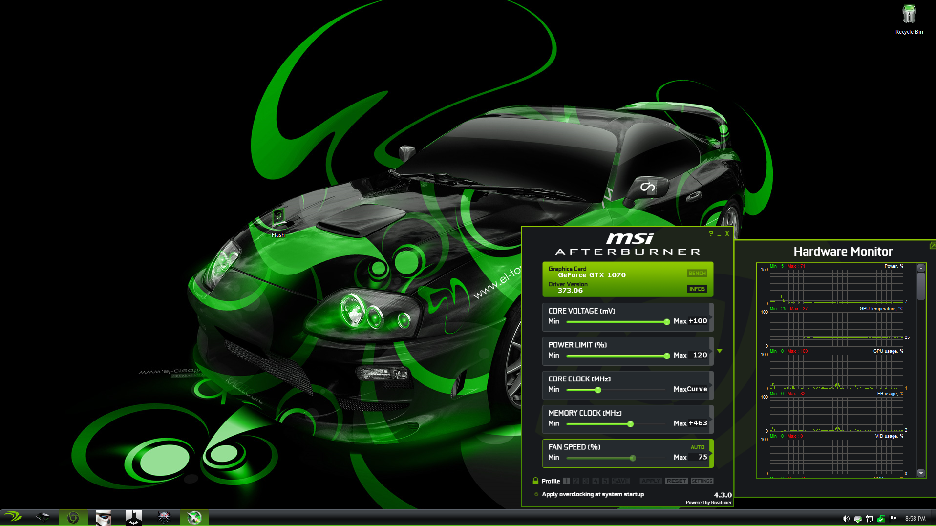 Official] NVIDIA GTX 1070 Owner's Club - Page 751 - Overclock net