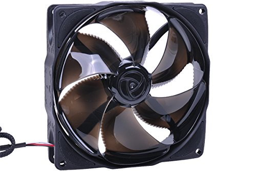 Need help finding all black fans to replace the multi color fans.