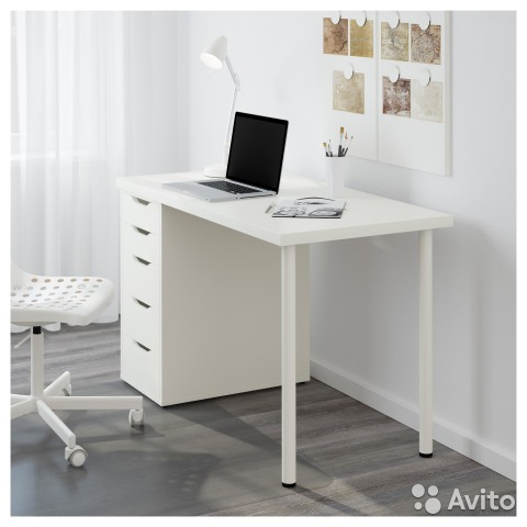 I Saw A Video On You Where Guy Recommended Using Linnmon With Alex Drawer One Side And Regular Legs The Other That Helps Ility Plus