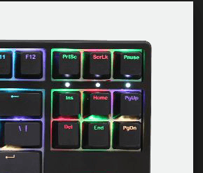 Any TKL keyboards with Cherry MX Speed switches?
