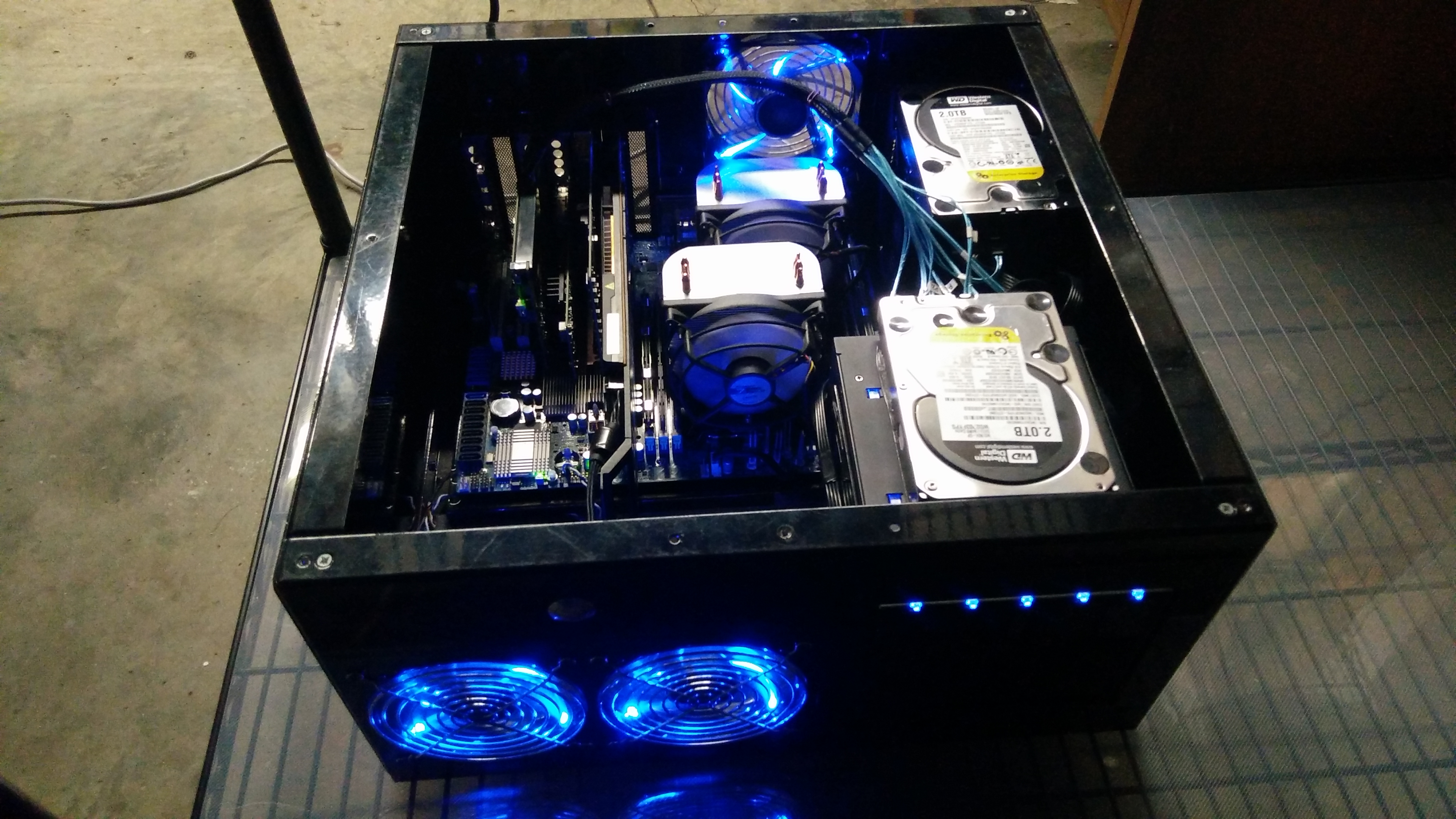 Post Your Server!!! - Page 409 - Overclock net - An Overclocking