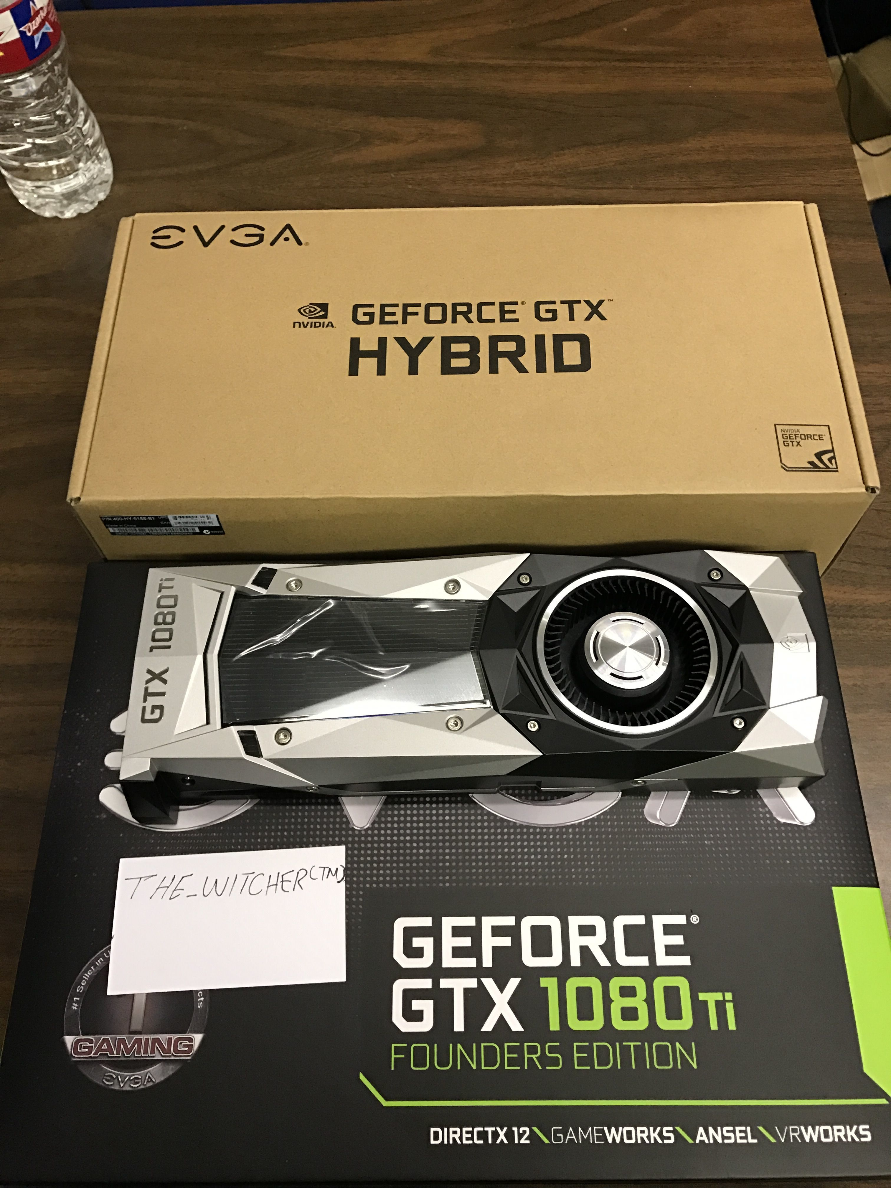 Official] NVIDIA GTX 1080 Ti Owner's Club - Page 173