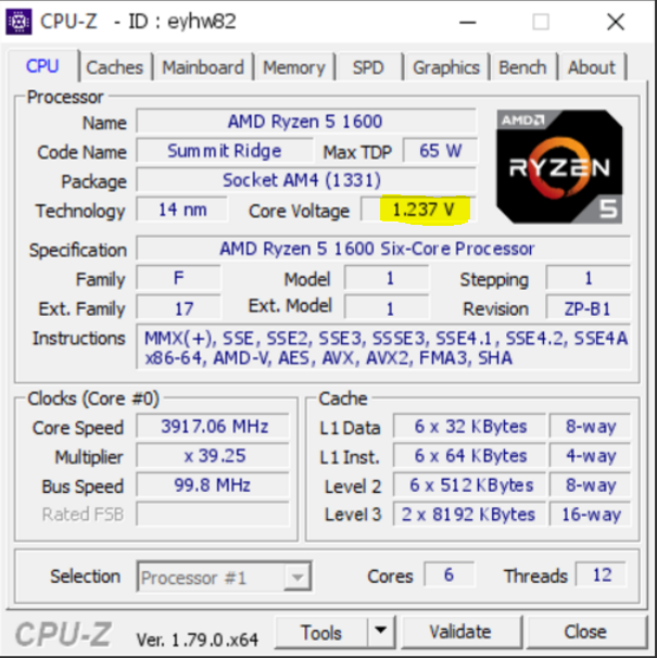 Official] RYZEN 5 Owners Club - Page 32 - Overclock net - An
