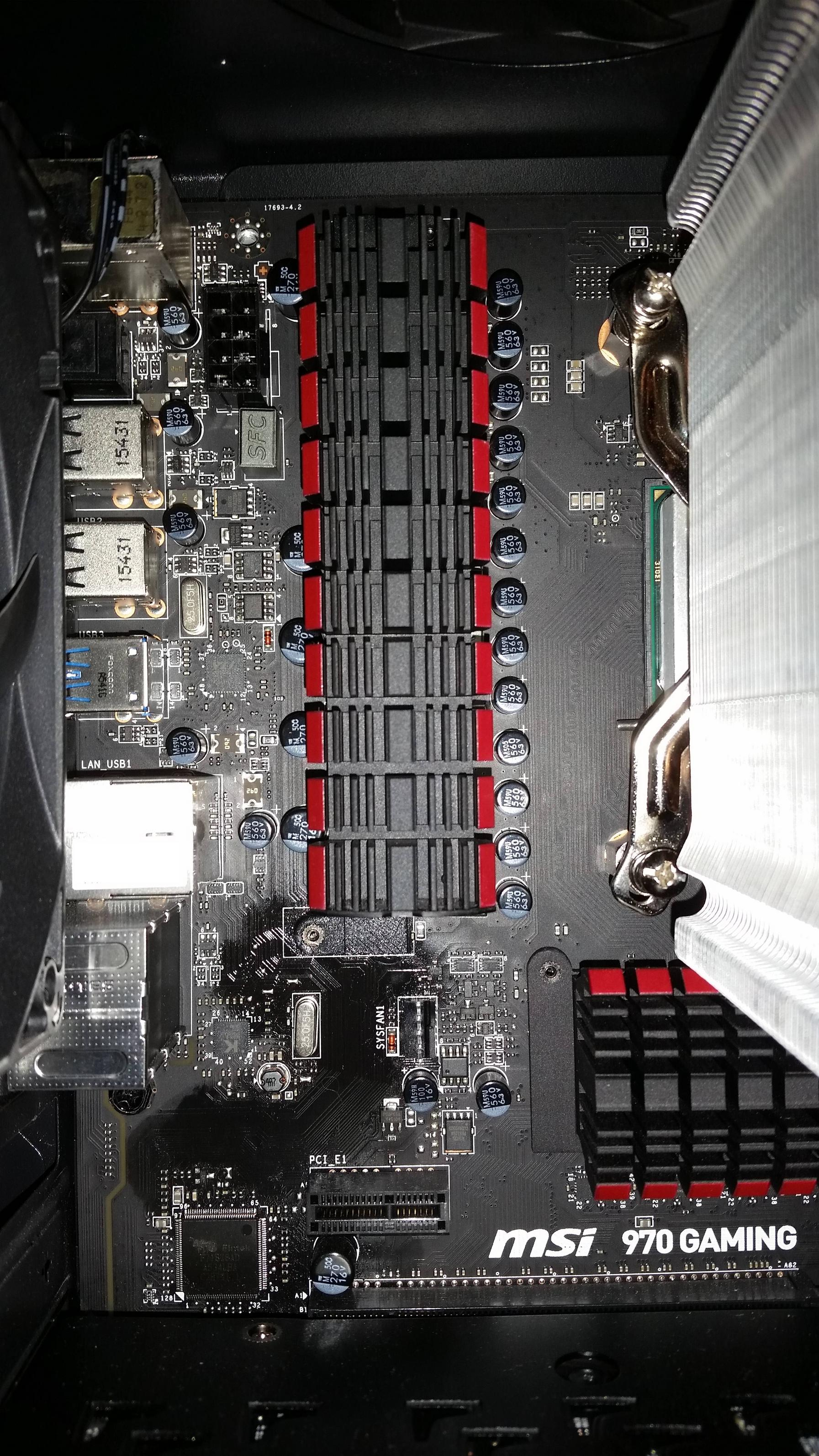VRM on the new AM4 motherboards - Page 14 - Overclock net