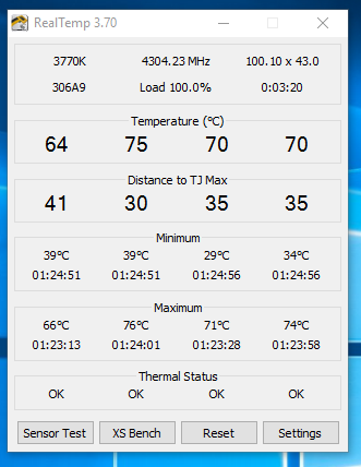 Question about safe temp with i7 3770k and Noctua NH-U12P