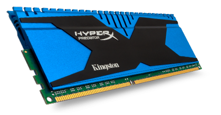 Kingston HyperX 16GB (2 x 8GB) 240-Pin DDR3 SDRAM DDR3 1600 Desktop Memory XMP