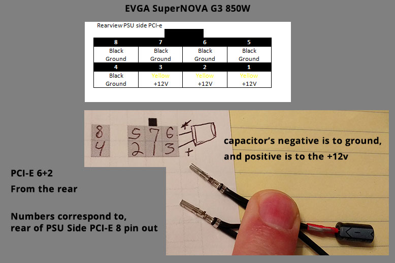 Repository Of Power Supply Pin Outs  - Page 77 - Overclock