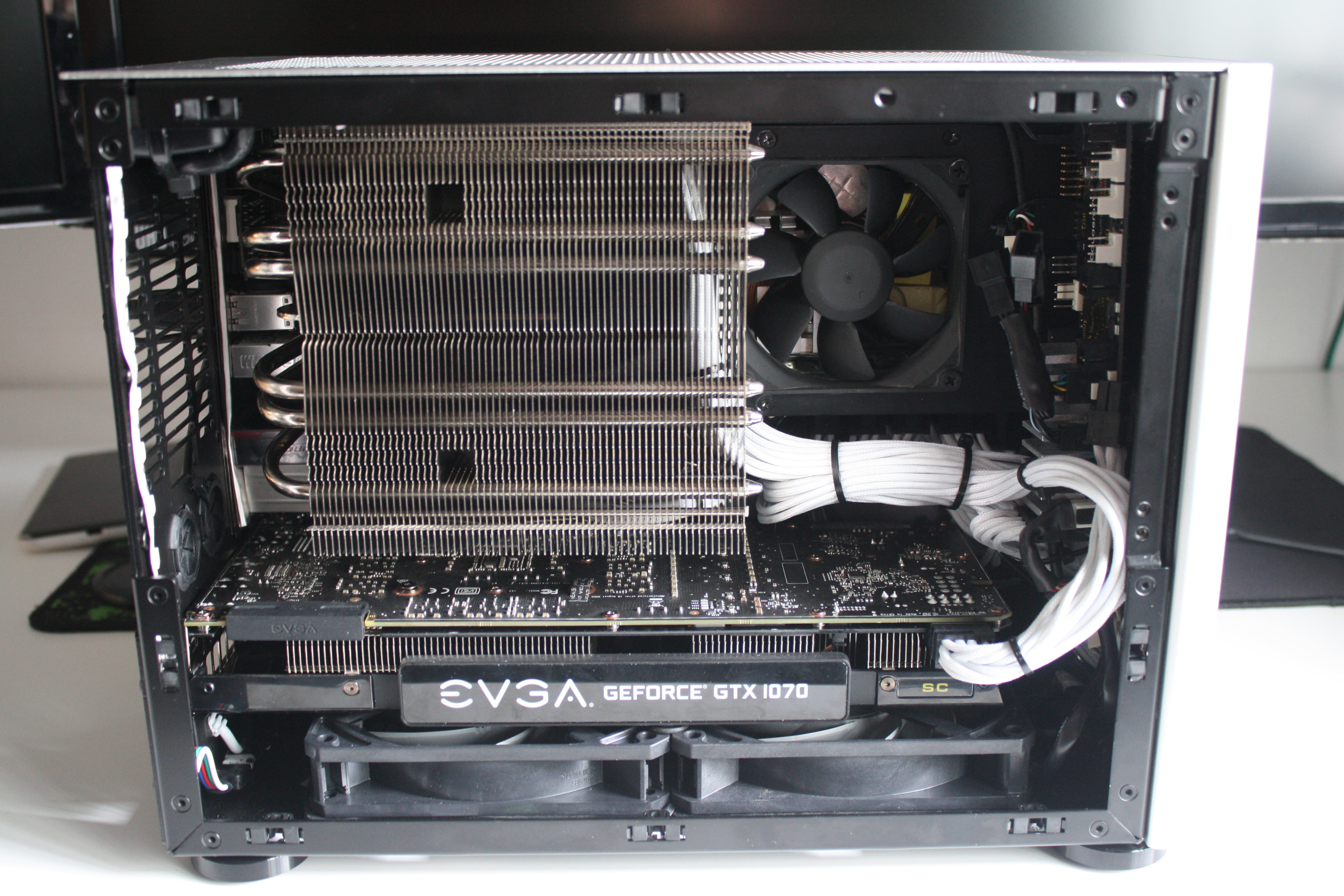 NCASE M1 prototype, a Mini-ITX Case - Page 129 - Overclock