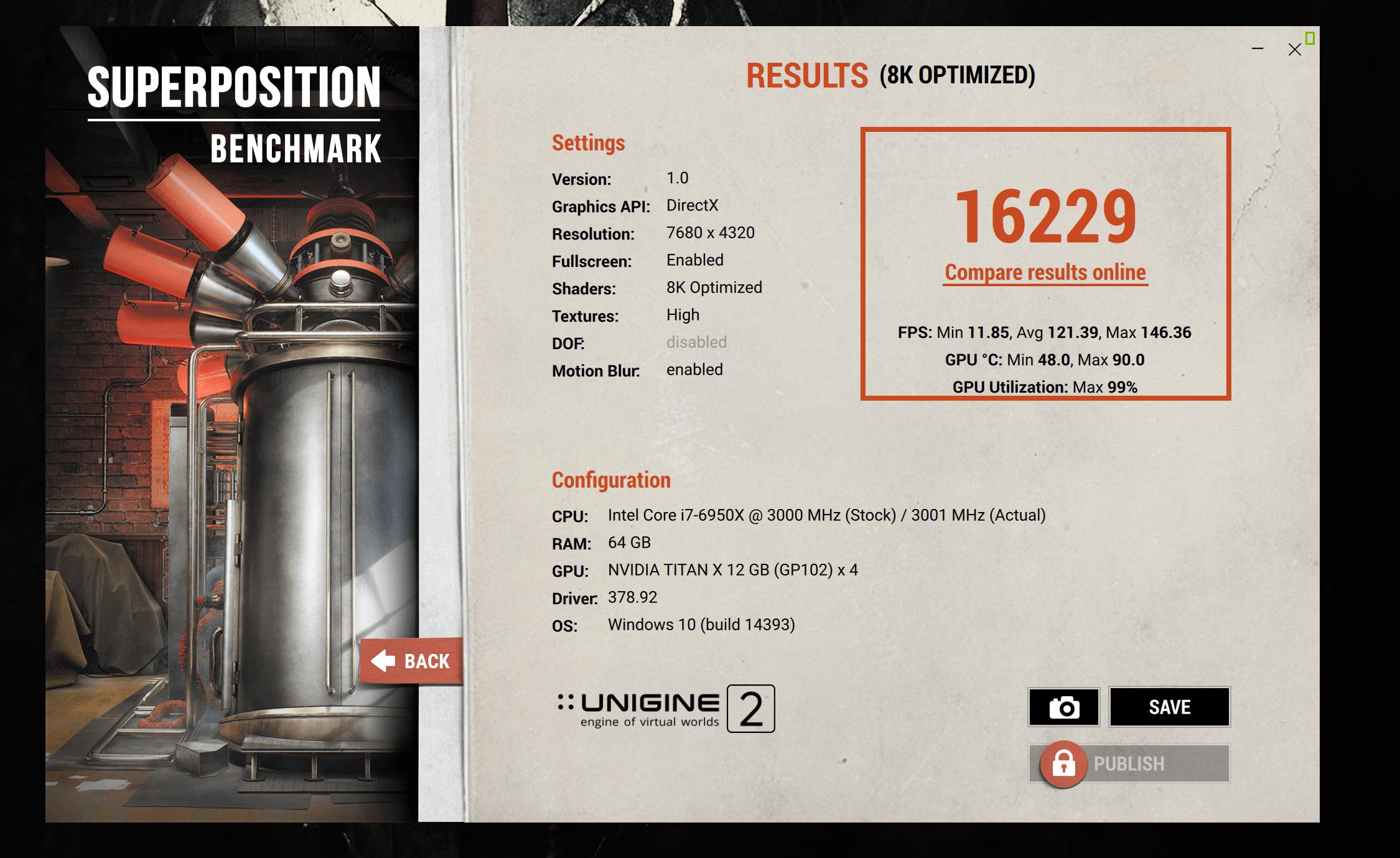 UNiGiNE] Superposition Benchmark now available for download