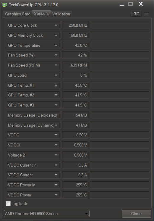 Unable to change voltage and overclock MSI 6950 Twin Frozr