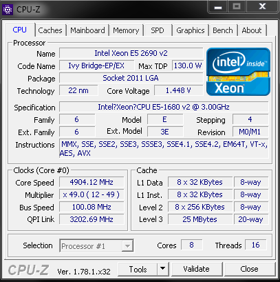 Xeon Hacking and Overclocking X79/X99 [Beyond X58] - Page