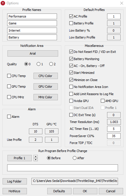 How to give extra cooling to my i7-7820HK flagship mobile