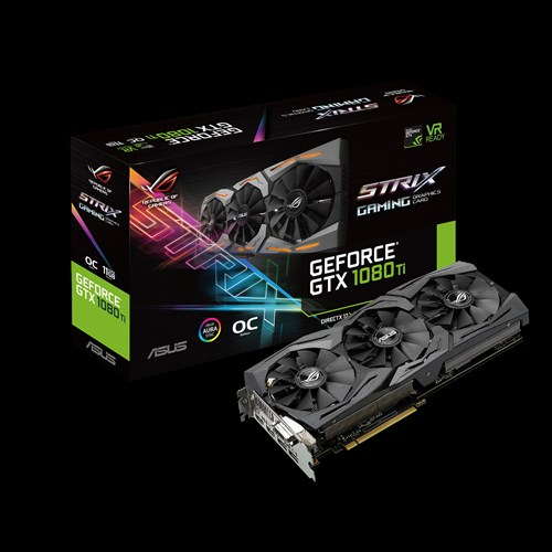 ASUS ROG STRIX GTX 1080 TI unofficial Owners Club
